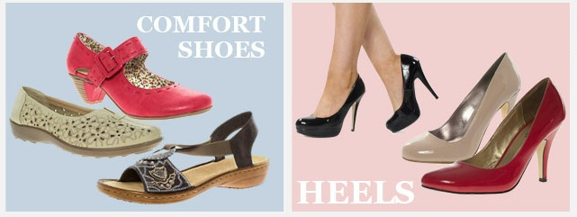 Heels vs Shoes